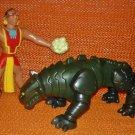 Tzekel-Kan with Pouncing Jaguar Road to El Dorado 2000 Burger King Kid's Meal Toy #3