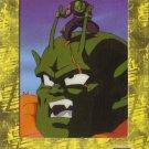 Namek vs Namek 2002 Artbox Dragonball Z Film Cardz Animation Cell #22