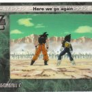 Here We Go Again 2002 Artbox Dragonball Z Film Cardz Animation Cell #68