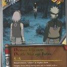 Demon Illusion: Death Mirage Jutsu Naruto CCG Fateful Reunion 1st Edition Rare #J493
