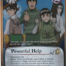 Powerful Help Naruto CCG A New Chronicle 1st Edition Common Foil #M370