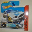 '13 Ford Mustang GT 2014 Hot Wheels HW Track #161 International Short Card