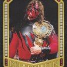 Kane 2014 Topps WWE Champions Insert #11