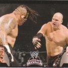 Umaga vs. Kane 2008 Topps Ultimate Rivals WWE #25