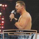 The Miz 2013 Topps WWE Triple Threat Tier Three #TT4