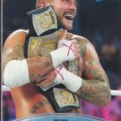 CM Punk 2013 Topps Best of WWE Top 10 WWE Champions #5