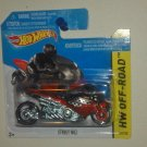 Street NOZ 2014 Hot Wheels HW Off-Road #130 International Short Card