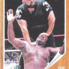 2011 Topps WWE Heritage #H42 One Man Gang