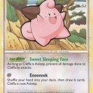 Cleffa #17/123 Pokemon HeartGold SoulSilver Rare