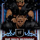 2011 Topps Classic WWE #87 The Road Warriors