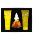 273 By Fred Hayman Gift Set 2.5 Oz  Spray, 6.7 Oz Body Lotion, Shower Gel, Mirror