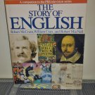 The Story Of English: A Companion to the PBS Television Series (Hardcover)