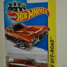 '72 Ford Ranchero Hot Wheels HW Off-Road #134