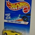 Lamborghini Countach Premiere Collector's Model Hot Wheels 1997 First Editions #12