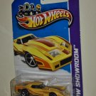 '76 Greenwood Corvette Hot Wheels 2013 HW Showroom #208