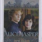 2009 NECA Twilight New Moon Seeing Alice Insert Alice & Jasper #SE-1