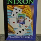 Playing for Keeps by Joan Lowery Nixon (Hardcover 2001)