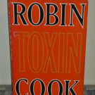 Toxin by Robin Cook (Hardcover 1998)
