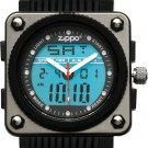 Men's Zippo Digital-Analog Sport Watch