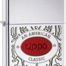 Zippo An American Classic Chrome Lighter