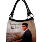 Elvis Synthetic Leather This Land is Mine Medium Tote