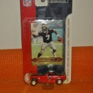 2002 Fleer Collectibles NFL Atlanta Falcons 1:55 scale Howler with Michael Vick Trading Card