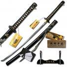 Authentic Hand Forged Hattori Hanzo Bill's Sword from Kill Bill
