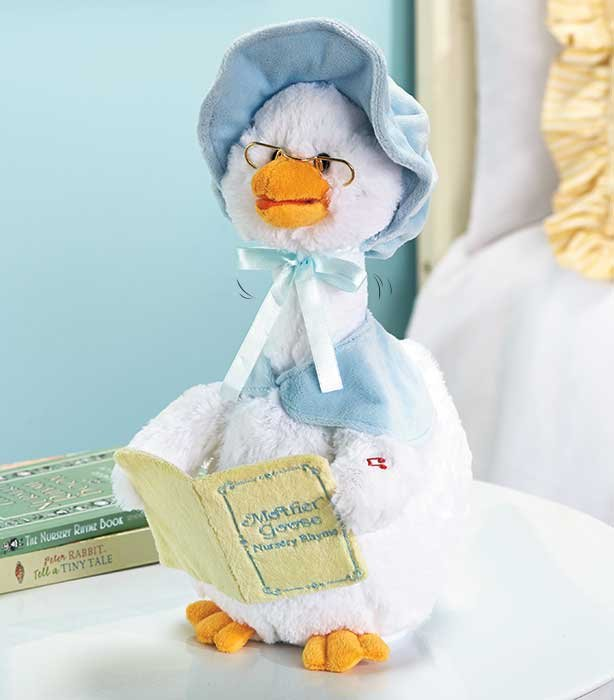 Baby Boy Blue Animated Mother Goose Storyteller
