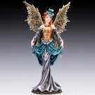 Steampunk Lady Countess Fairy Figurine Home Decor Accent