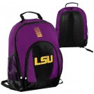 LSU Tigers Prime Time Backpack by Forever Collectibles