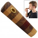 The Big Easy Miniature Wooden and Brass Pipe