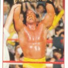 2015 Topps WWE Hulk Hogan Tribute #8 Defeats Randy Savage for the WWE Championship
