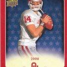 2011 Upper Deck Oklahoma All-Americans #AAJH Josh Heupel