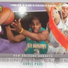2007-08 Upper Deck First Edition Behind the Glass #BGCP Chris Paul