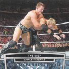 2013 Topps WWE Triple Threat Tier Two #TT4 The Miz