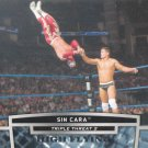 2013 Topps WWE Triple Threat Tier Two #TT9 Sin Cara
