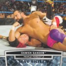 2013 Topps WWE Triple Threat Tier Two #TT11 Damien Sandow