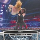 2013 Topps WWE Triple Threat Tier Two #TT15 Kane