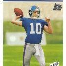 2012 Topps Rookie Reprint #350 Eli Manning 2004