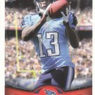 2012 Topps #378A Kendall Wright RC/(football visible)