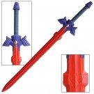 Gaming Upgrade Links Master Foam Sword Level 2 LARP Training Sword- The Legend of Zelda