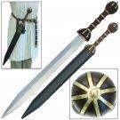 Authentic Recreated Ancient Roman Foot Solider Gladius Sword