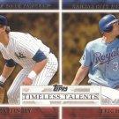 2012 Topps Timeless Talents #TT3 Don Mattingly/Eric Hosmer