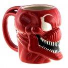 Marvel Carnage 3D 16 oz. Molded Mug
