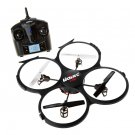 UDI 818A HD+ RC Quadcopter Drone HD Camera, Return Home Function,Headless Mode Black