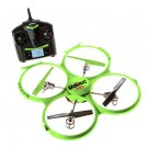 UDI 818A HD+ RC Quadcopter Drone HD Camera, Return Home Function,Headless Mode Green