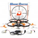 Wonder Chopper RC Stunt Drone Quadcopter w/ 360 Flip