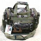 14 Inch Mossy Oak Travel Bag- Olive Drab Trim