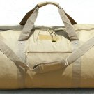 Wild Wood Coyote Tan 31 Inch Heavy Duty Nylon Sport Bag