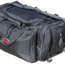 Wild Wood American Explorer Large Deluxe Padded Tactical Range Bag- Black
